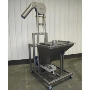 Aeromechanical Conveyor